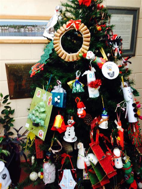 christmas decoration competition scoil barra naofa