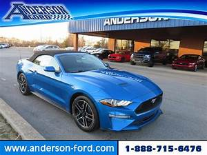 New 2020 Ford Mustang Ecoboost Convertible Convertible In