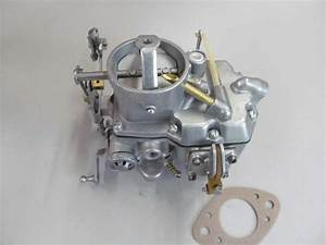 Autolite 2100 Carburetor Diagram