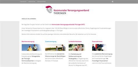 alles neu auf wwwmeine zvkde zvk thueringen