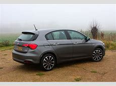 Fiat Tipo Hatchback 2016 Buying and Selling Parkers