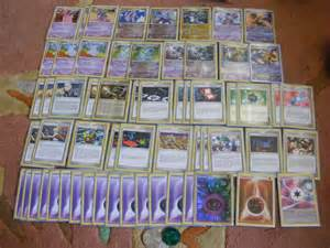 my current pokemon tcg deck by auraguardianhadou on deviantart