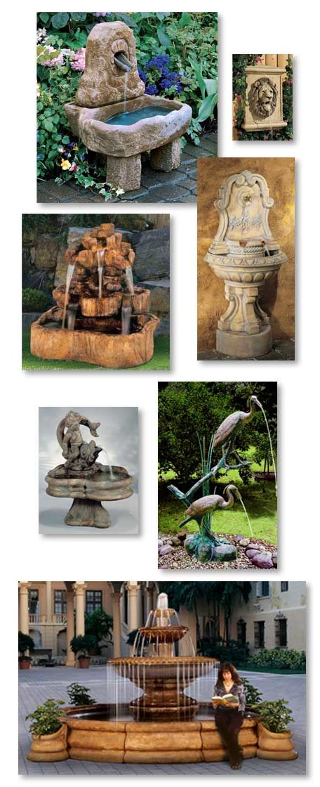 commercial fountains garden water fountains wholesale