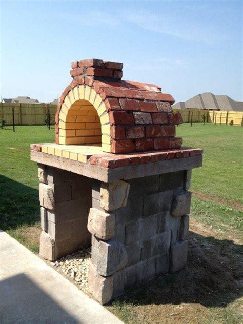 brick pizza oven diy  plans  wood sanding tools elatedbkt