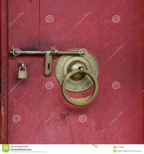 door lock royalty free stock photo image 13178585