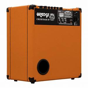 Crush Bass 50 – Orange Amps