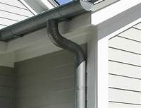 half round gutters Specialty Rain Gutters   Copper, Galvalume, Steel ...