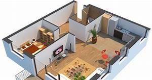 Mod U00e9lisation D U0026 39 Une Maison En 3d