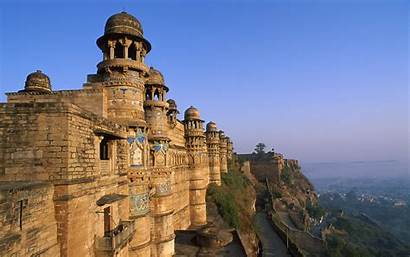 India Wallpapers Indian Rajasthan Ancient Scenery Places