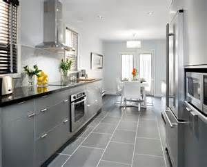grey kitchen floor ideas grey cabinets with black counters wood floors countertops color appliance house