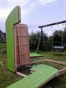 Abri Cabane de Jardin Contemporain Bois et fibres
