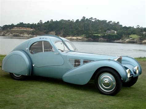 Eight decades ago, bugatti built a quartet of bugatti type 57sc atlantics, only three of which continue to make beautiful music today. The original Type 57SC Atlantic is automotive gold. Now, Bugatti's building a modern one!