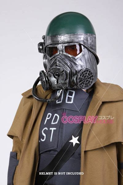 Fallout New Vegas Ncr Ranger Cosplay Costume Version