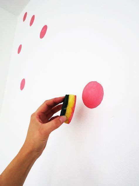 Kinderzimmer Wandgestaltung Punkte by W 228 Nde Richtig Streichen Tipps Und 20 Kreative Ideen