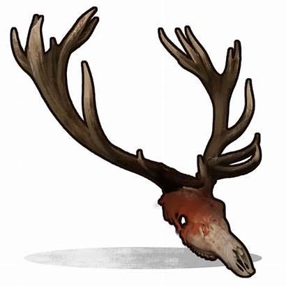 Skull Deer Rust Icon Wikia Play