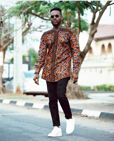 80 Exquisite Ankara Styles For Men 2019 Be In Trend