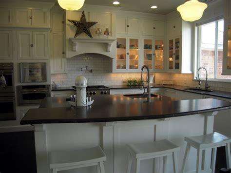 white kitchen island breakfast bar breakfast bar kitchen island traditional kitchen hgtv