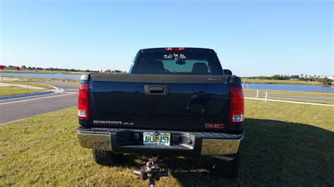 Boat Trailers For Sale Melbourne Fl by 2009 Gmc 1500 33 Quot Tires Tow Package Melbourne
