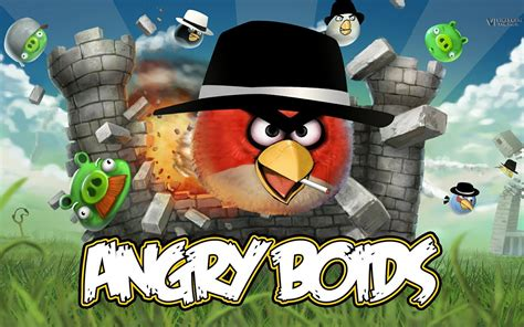 Wallpapersku Angry Birds Wallpapers