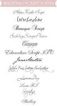 wedding font ally and callie the other 128 hours top wedding script fonts