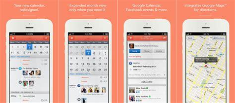 best calendar app for iphone 10 of the best apple calendar apps