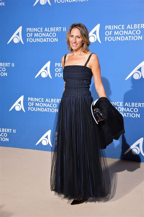 Maud Fontenoy – Monte Carlo Gala for the Global Ocean ...