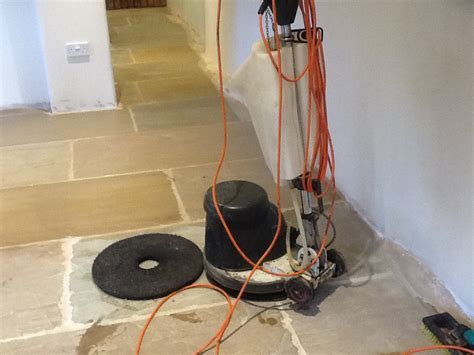 Removing Grout Residue From Tile by Removing Grout Haze Left From Sandstone After Tiling