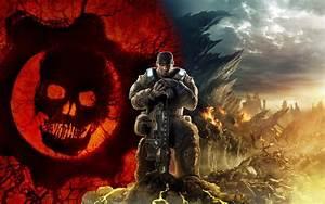 Gears Of War Gears Of War 3 Skull Video Games