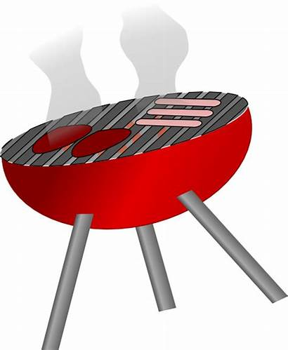 Bbq Clip Clipart Cookout Barbecue Cliparts Grill