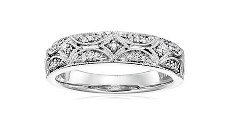 Top 30 Best Anniversary Rings & Bands For Women 2019