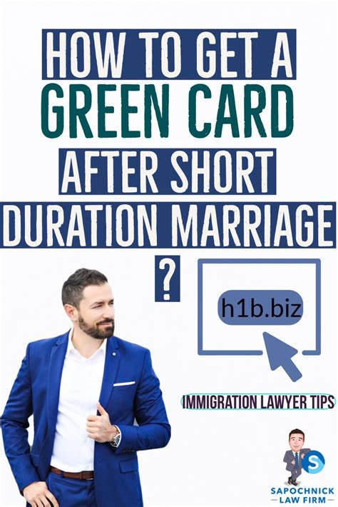 Citizen or legal permanent resident and whether. How to get a green card after short duration marriage ...