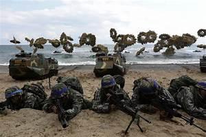 U.S., South Korea Plan Joint Military Exercises Next Month ...