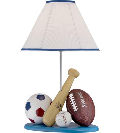 kids sports lamp  lite source  kids lamps