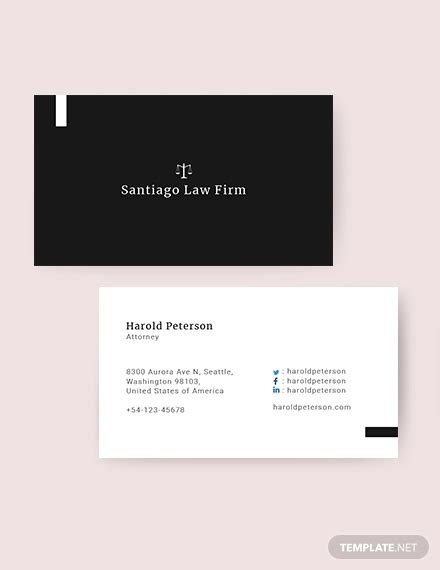 business card templates word psd indesign design