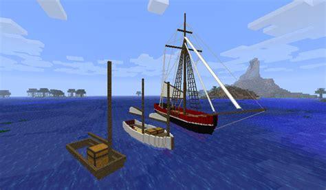 Imagenes De Barcos En Minecraft by Small Boats Mod Para Minecraft 1 5 2 Minecrafteo