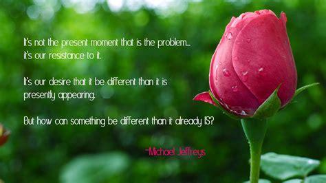 resistance   present moment