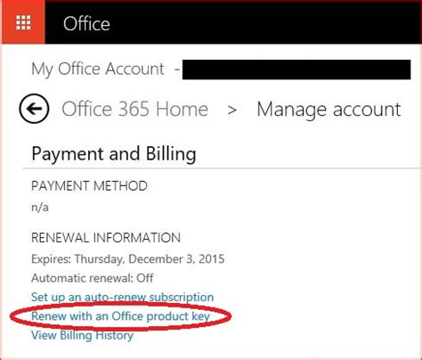Office 365 Renewal by Office 365 Renewal Don T Buy Retail Microsoft Community