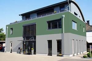 Fassade Streichen Preis : fassadenfarbe gr n ~ Sanjose-hotels-ca.com Haus und Dekorationen