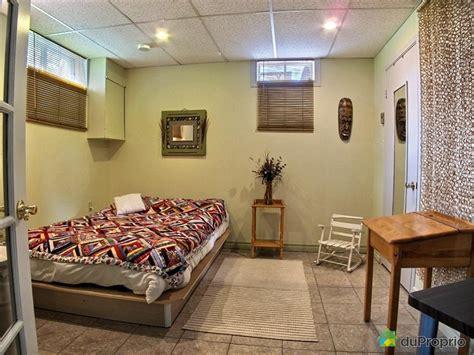 chambre en sous sol maison vendu arvida immobilier québec duproprio 448874