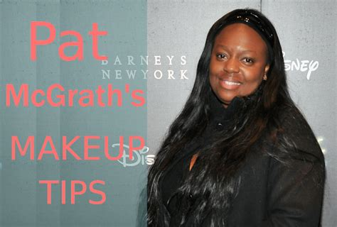 how do you become a makeup artist pat mcgrath makeup tips and tricks
