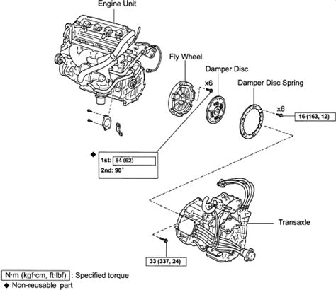 2010 Priu Engine Diagram by Repair Guides Automatic Transaxle Transaxle Removal