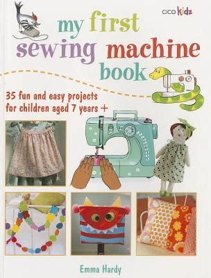 sewing machine book  fun  easy projects