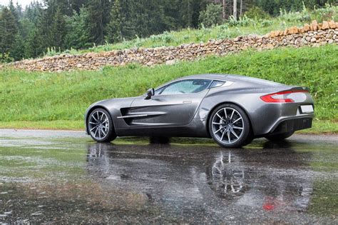 Aston Martin One 77 A True Supercar Exotic Car List
