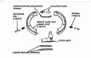1999 Lincoln Town Car Emergency Brake Diagram Needed  Car