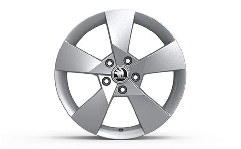alloy wheel denom   octavia iii skoda  shop