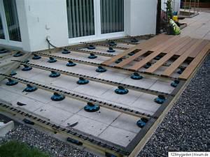 Wpc Dielen Auf Balkon Verlegen : stellfu f r holz terrasse wpc dielen diele unterbau ~ Michelbontemps.com Haus und Dekorationen