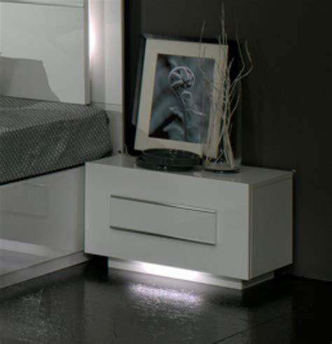 chambre a coucher blanc design chambre a coucher blanc laque