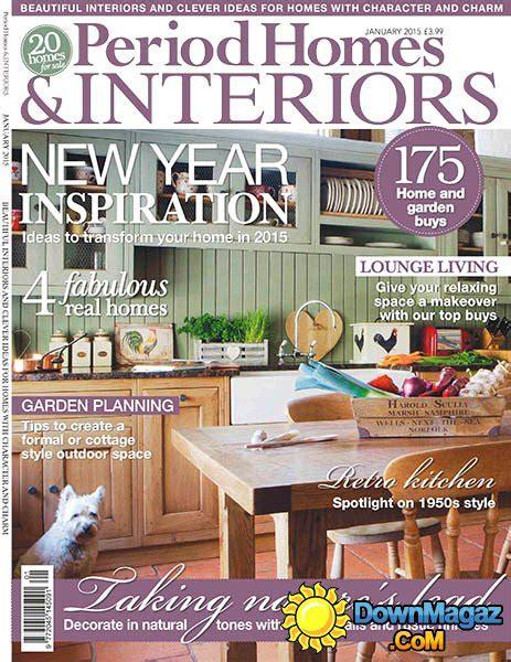 period homes interiors magazine period homes interiors january 2015 187 download pdf magazines magazines commumity
