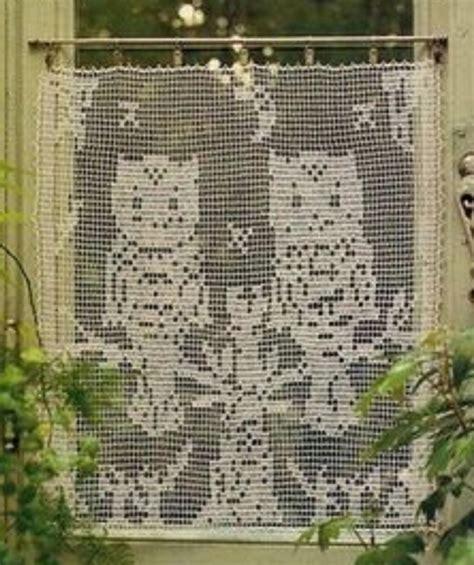 Rideaux Crochet Filet Gratuit by Crochet Rideaux Le Blog De Crochet Et Tricot D Art De