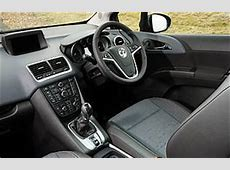 Car Reviews Vauxhall Meriva 14 Turbo 120 Exclusiv The AA